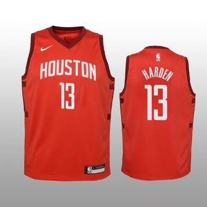 Youth James Harden 13 Houston Rockets Jersey